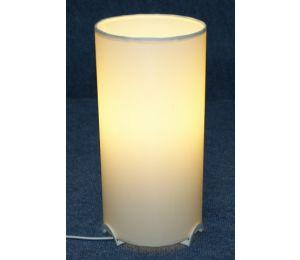 Lampa stołowa 150x300 walec imit. bawełny różne kolory