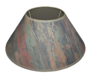 Abażur 360x160x160 E27, mozaika