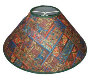 Abażur 400x120x180 E27 mozaika
