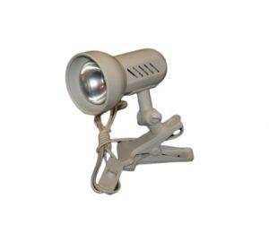 lampa B.461 Turbo Klips biała BEZ WYŁĄCZNIKA