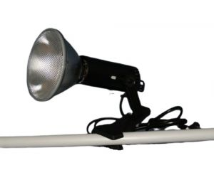 Lampa B.461/ R czarna 100 W