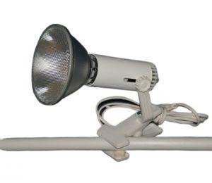 Lampa B.461/ R  100 W biała bez wyłącznika