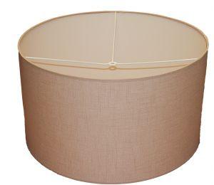 Abażur 450x260 bawełna grube włókna różne kolory